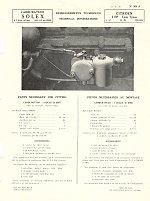 carburateur solex citroen b14